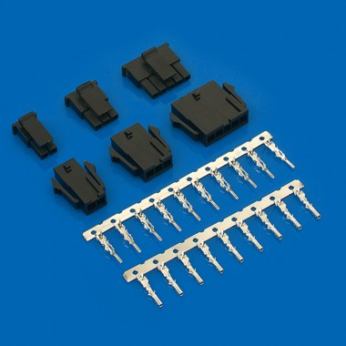C3001&C3002&C3004(43640& 43645&43650) Connector 3.0mm Pitch